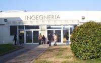 Ingresso sede scientifica Ingegneria